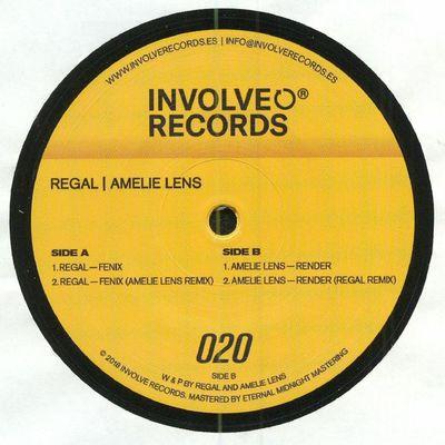 Regal (ES) - Involve 020 (2018) [FLAC] download