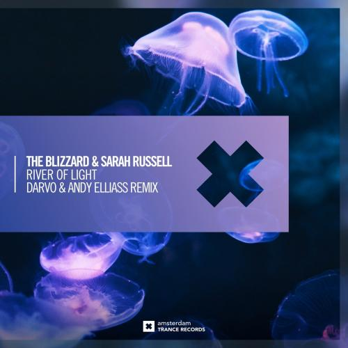 The Blizzard ft. Sarah Russell - River Of Light (DARVO and Andy Elliass Remix) (2021) [FLAC]