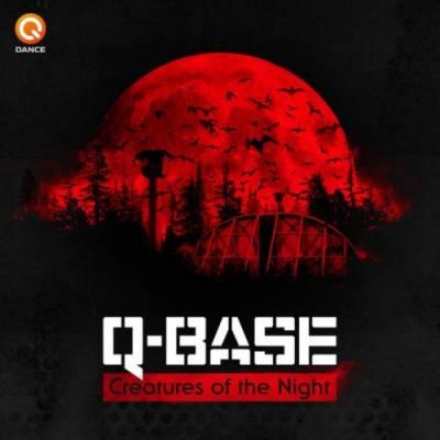 VA - Q-Base - Creatures Of The Night (2014) [FLAC]