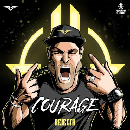 Rejecta - Courage (ROUGH148) (2020) [FLAC]