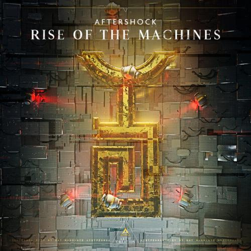 Aftershock - Rise Of The Machines (Extended Mix) (2021) [FLAC]