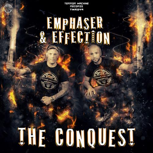 Emphaser & Effection - The Conquest (2020) [FLAC]