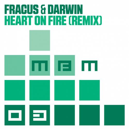 Fracus&Darwin - Heart Of Fire (Remix) (2020) [FLAC]