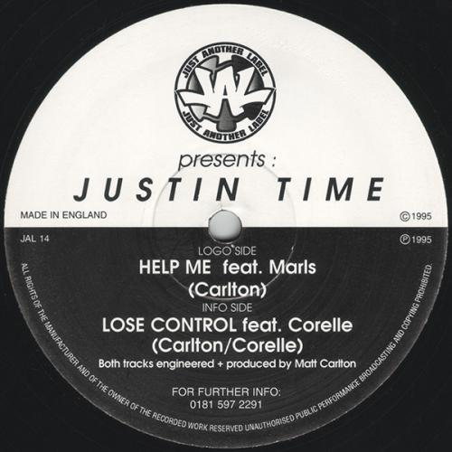 Justin Time - Help Me  Lose Control (1995) [FLAC]