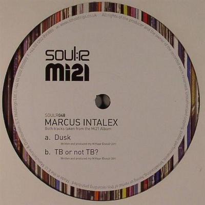 Marcus Intalex - Dusk / TB Or Not TB? (2011) [FLAC]