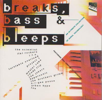 VA - Breaks, Bass & Bleeps (1990) [FLAC]