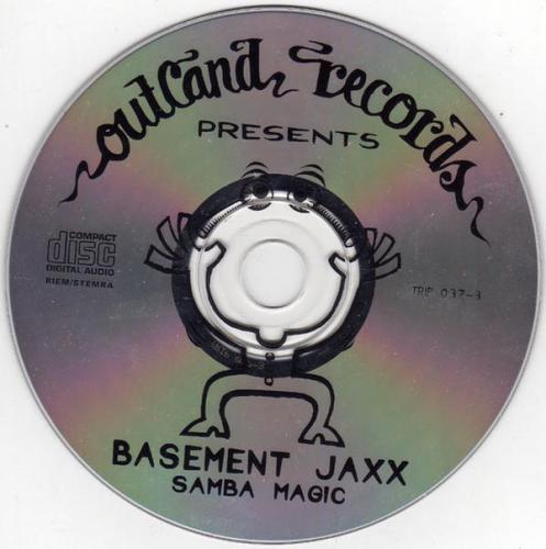 Basement Jaxx - Samba Magic (1997) [FLAC]