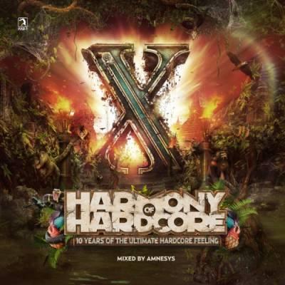 VA - Harmony Of Hardcore 2015 (Mixed By Amnesys) [FLAC]