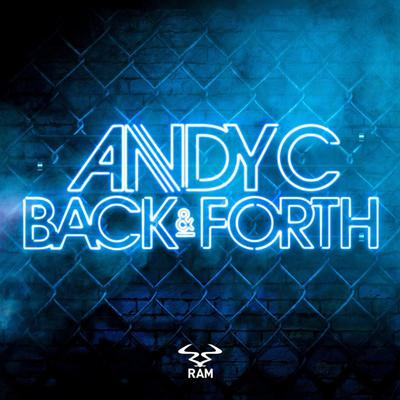 Andy C - Back & Forth (2019) [FLAC]