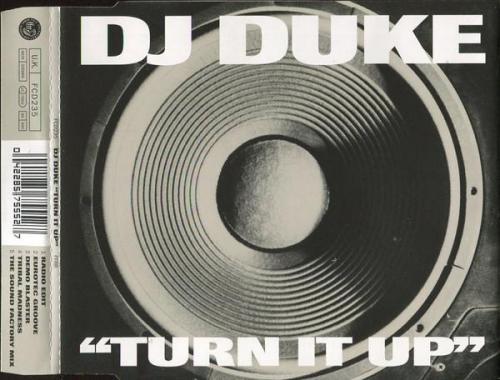 DJ Duke - Turn It Up (1994) [FLAC]