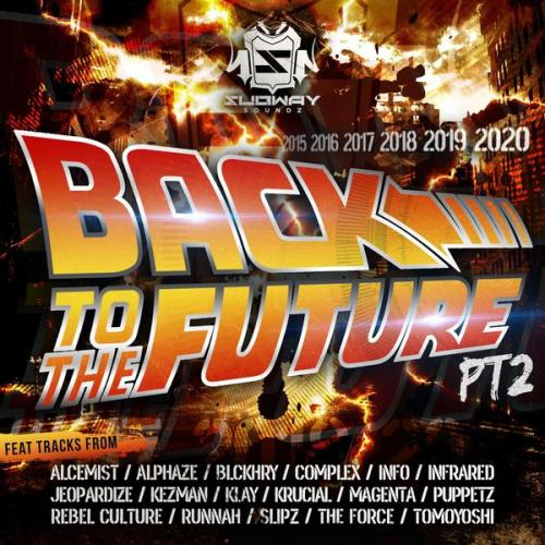 VA - Back To The Future Part 2 (2020) [FLAC]