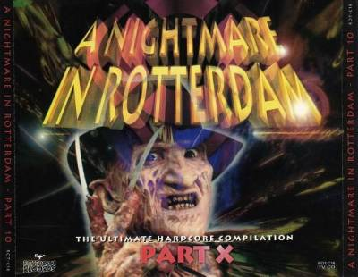 VA - A Nightmare In Rotterdam Part X (1997) [FLAC]