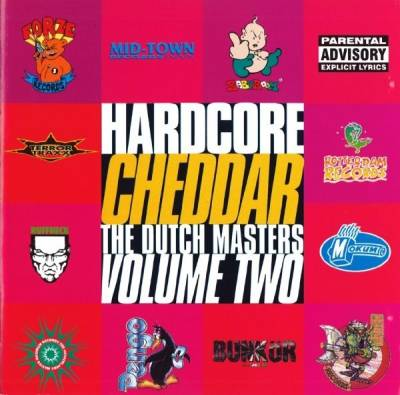 VA - Hardcore Cheddar - The Dutch Masters Volume Two (1995)