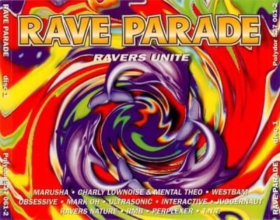 VA - Rave Parade - Ravers Unite (1994) [FLAC]