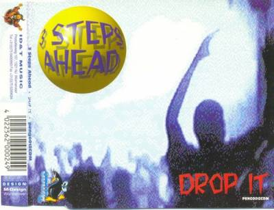 3 Steps Ahead - Drop It (1996) [FLAC]