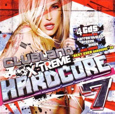 Clubland x tream hardcore