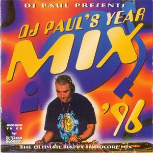 DJ Paul - DJ Paul's Year Mix '96 (1996) [FLAC]