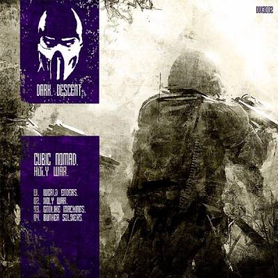 Cubic Nomad - Holy War (2010) [FLAC]