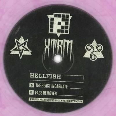 Hellfish - The Beast Incarnate (2014) [FLAC]