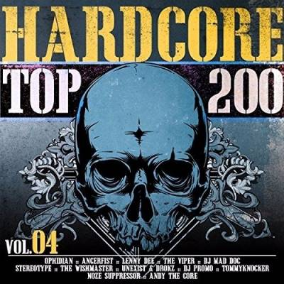 VA - Hardcore Top 200 Vol. 04 (2015) [FLAC]