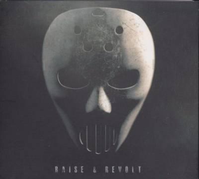 Angerfist - Raise & Revolt (2015) [FLAC]