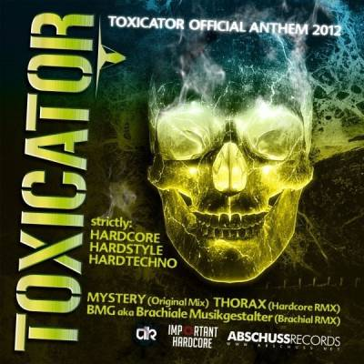 VA - Infected (Toxicator Anthem 2012) (2012) [FLAC]