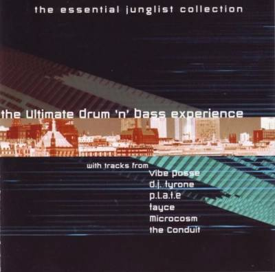 VA - The Ultimate Drum N Bass Experience (1998) [FLAC]