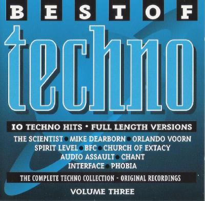 VA - Best Of Techno Volume Three (1994) [FLAC]