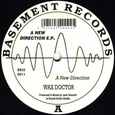 Wax Doctor - A New Direction E.P. (1992) [FLAC]