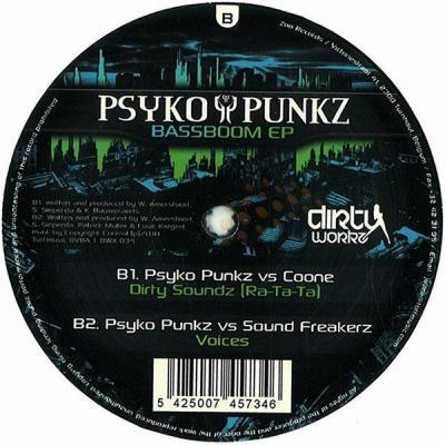 Psyko Punkz & Sound Freakerz - Voices (2010) [FLAC]