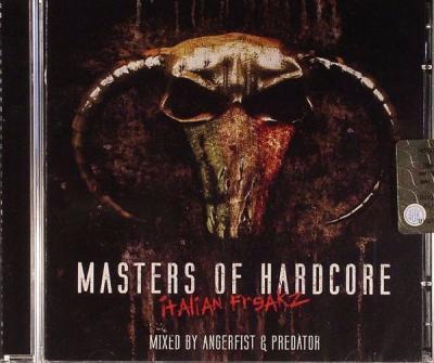VA - Masters Of Hardcore - Italian Freakz (2009) [FLAC]