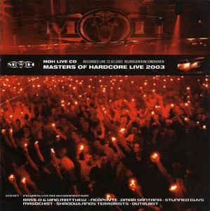 VA - Masters Of Hardcore Live 2003 (2003) [FLAC]