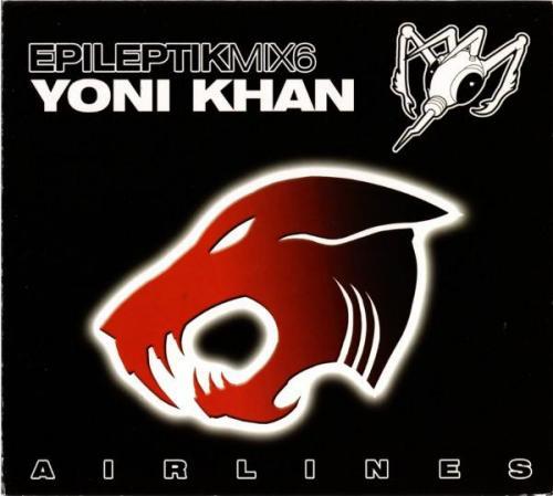 Yoni Khan - Epileptikmix6 - Airlines (2003) [FLAC]