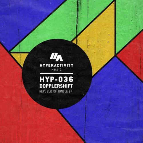 Dopplershift - Republic Of Jungle (2020) [FLAC]
