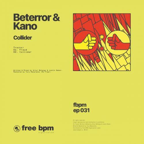 Beterror & Kano - Collider (2021) [FLAC]
