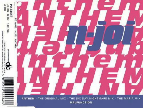 N-Joi - Anthem (1991) [FLAC]