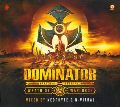 VA - Dominator - Wrath Of Warlords (2018) [FLAC]