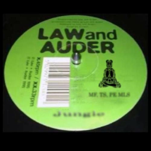 Law & Auder - Watch The Ride! - Oldskool Jungle (2020) [FLAC]