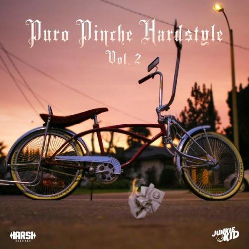 Junkie Kid - Puro Pinche Hardstyle Vol 2 (2020) [FLAC]
