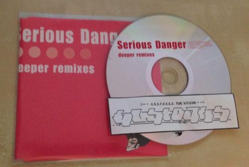 Serious Danger - Deeper Remixes (1998) [FLAC]