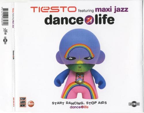 Tiesto feat. Maxi Jazz - Dance4Life (2006) [FLAC]