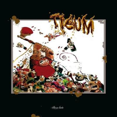 Tieum - Go Fuck A Pony EP (2009) [FLAC]