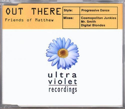 Friends Of Matthew - Out There (1999) [FLAC]