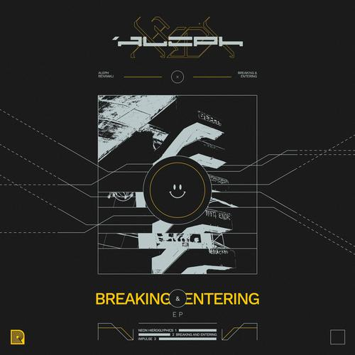 Aleph - BREAKING AND ENTERING (2020) [FLAC]