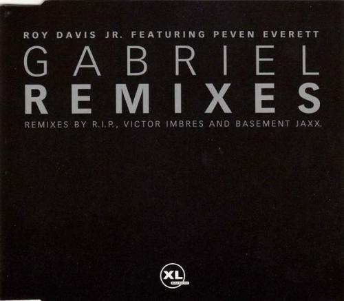 Roy Davis Jr. & Peven Everett - Gabriel Remixes (1997) [FLAC]