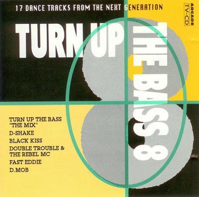 VA - Turn Up The Bass 8 (1990) [FLAC]