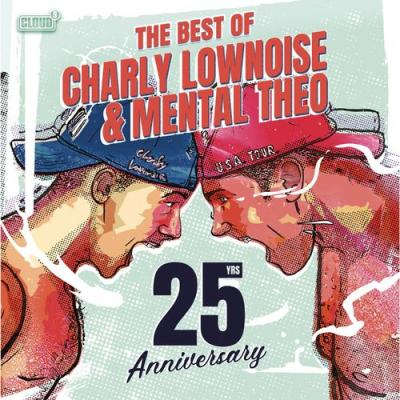 Charly Lownoise & Mental Theo - 25yrs Anniversary The Best Of (2019) [FLAC]