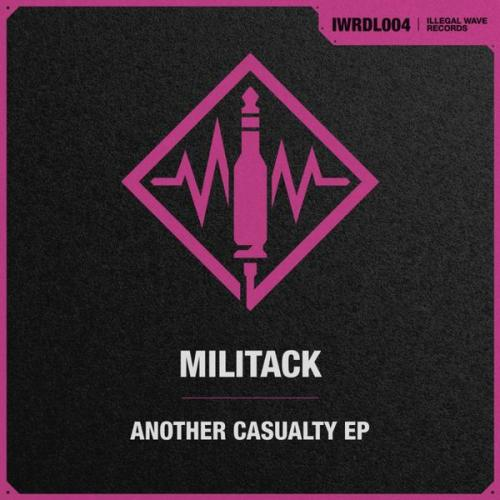 Militack - Another Casualty EP (2021) [FLAC]