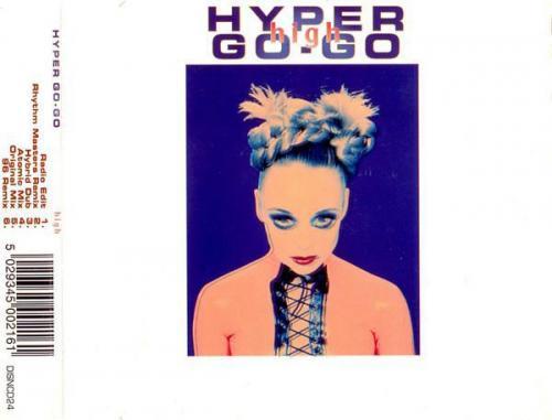 Hyper Go Go - High (1996) [FLAC]