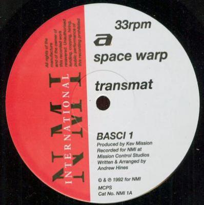 Cyberdyne Systems - Space Warp (1992) [FLAC]